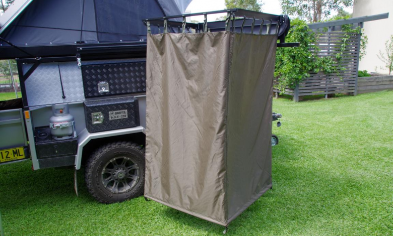 Photo of The Best Camping Shower