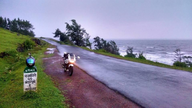 Photo of Top 5 Scenic Bike Ride Destinations Near Mumbai During Monsoons