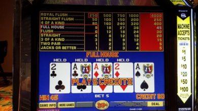 Photo of Play Online Pennsylvania Video Poker At Parx Casino