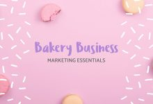 Photo of Some creative ideas for bakery business card