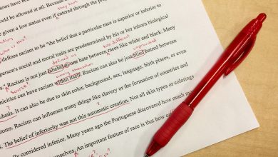 Photo of Significance of Editing Help for Students
