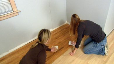 Photo of Stain or paint wood floor – Explained