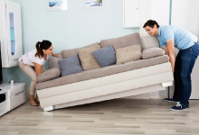 Photo of Tips for Moving Heavy Furniture