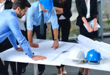 Photo of Several Types of Construction Jobs