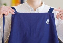 Photo of Here's How To Wear An Apron Properly (And With Style!)