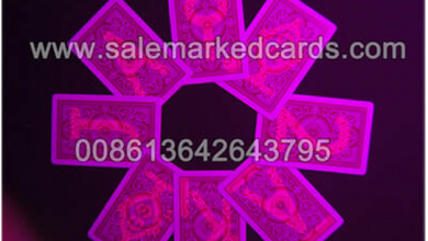 Photo of How can you mark a deck of cards with invisible ink?