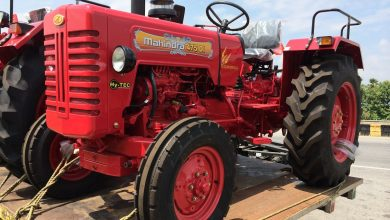 Photo of Top 5 Mahindra Tractors for Agriculture in India