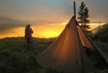Photo of Best Hot Tents for Winter Camping