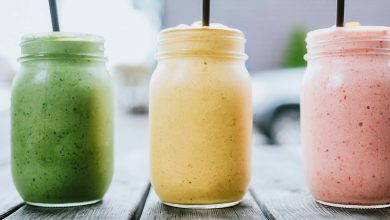 Photo of Four Ingredients to Make a Healthy Nutrient Packed Smoothie